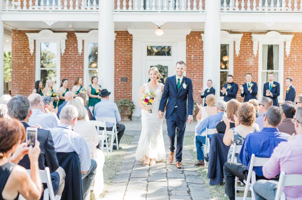 Gibson House Wedding