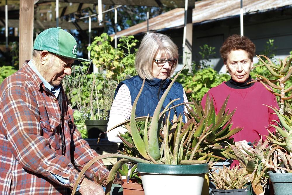 Gibson Garden Volunteers