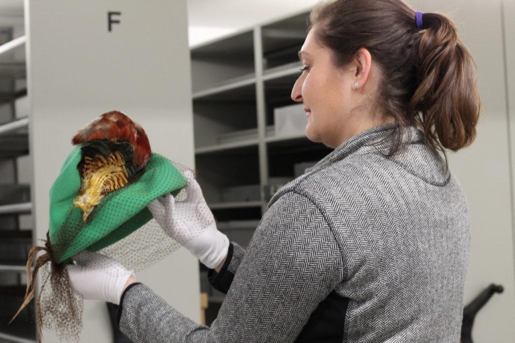 Iulia Bodeanu, Museum Curator, reviews collection item