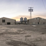 """Isabella La Rocca Gonzalez, A&L Poultry- Abandoned Battery Cage Facility from the series CENSORED LANDSCAPES, Archival pigment print, 28"""" x 20"""", 2013"""