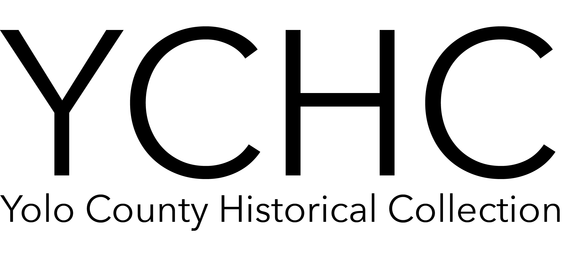 YCHC Logo Black