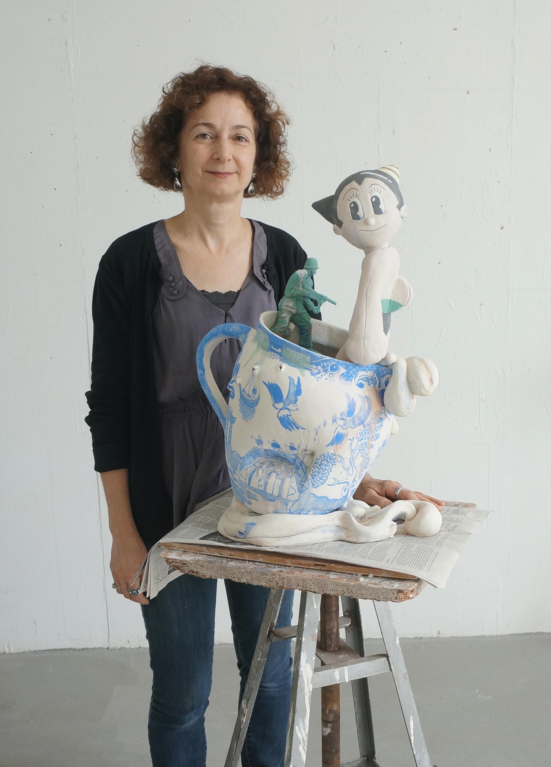 Linda VSC studio portrait 1