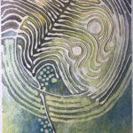 """Daydream Watercolor  5"""" x 7"""""""