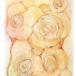 """Encapsulated Memories Watercolor  30"""" x 22"""""""