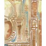 "Organized II Watercolor (Giclée Print LE 1/60) 5"" x 7"""