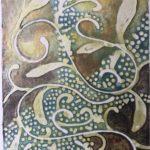 """Undercurrent Watercolor (Giclée Print, LE 1/60) 5"""" x 7"""""""
