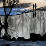 "Grant Kreinberg, Silhouette, Photograph, 16""x20"""
