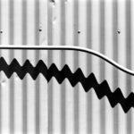 "Richard Halliburton, Non-Euclidean Shadow, Archival pigment print, 20""x16"", $200"