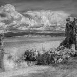 "Lucille van Ommering, Mono Lake Hoodoos, Photograph, 18""x24"", $425"
