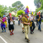 """Philip Renner, Winters Parade Marching Band, Archival pigment print, 16""""x20"""", $175"""