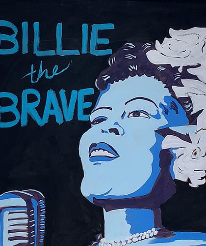 Anya McCann, Billie Holiday