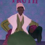 "Eden Sunday, Sojourner Truth, Print mounted on cardboard, 35""x37"""
