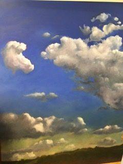Spring Warren, Untitled, Oil on canvas