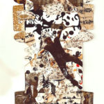 Paper Collage, Collage & mixed media, $30