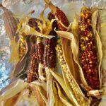 "Linda Ziskind, Calico Corn, Glossy inkjet photo paper, 10""x13"", $250"
